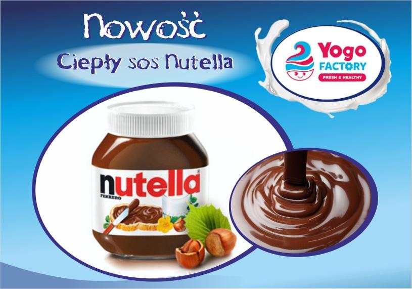 YogoFactory nutella FB-2