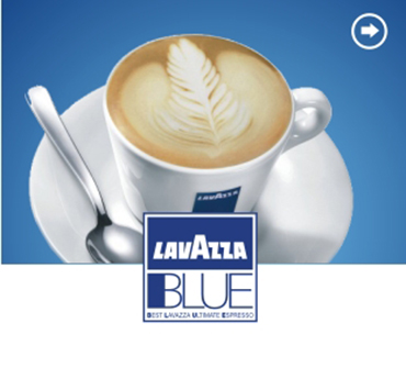 Kawa Lavazza BLUE